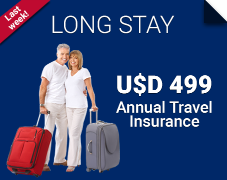 long stay travel insurance