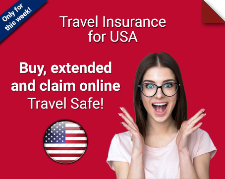 Travel Insurance for USA